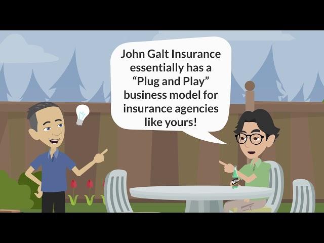 John Galt Agency Conversion Program